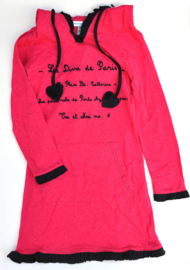 Girls Dress Gigi- Porto Azul- Rose