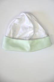 Unisex Newborn Babymuts Little Stars -LPC-mint