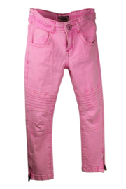 Girls Trousers Summer- DJ Dutch Jeans- pink