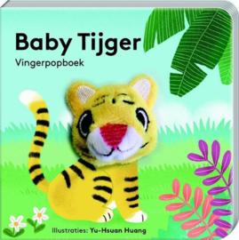 Vingerpopboek - Baby tijger - Image books - Div. kleuren