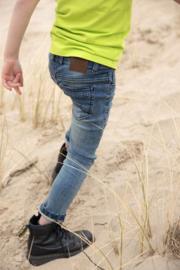 Koko Noko-Boys Nox jeans-Blue Jeans