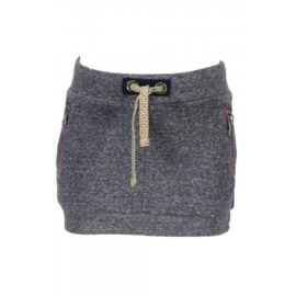 Girls lurex sweat skirt- BNosy- Blue