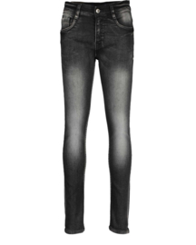 Blue Seven-Boys woven jeans trouser - Black orig