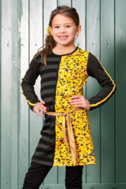 Girls Dress Hiske- Lovestation22-Spectra Yellow