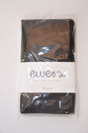Girls Maillot/panty 80 den.- Ewers-Black