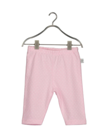 Blue Seven-NB Baby girls knitted pants -ROSE DOTS ORIG