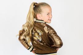 Vinrose -Girls Jacket-Gold