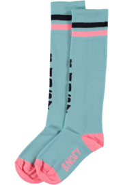 B.Nosy- Girls socks- Azure