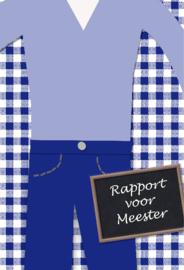 Rapport voor meester-Ikkemikke- Blue