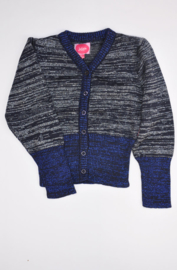 Girls Cardigan- Juliette- Navy Blue