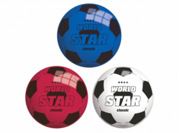Bal Vinyl 220mm World star-C-Blue-white-red