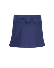 Kids Girls knitted sweat skirt- Blue Seven- Dk Blue