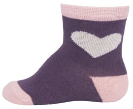 Baby Girls Socks-Ewers- Lila