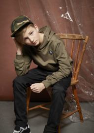 Boys Sweatshirt -D-Xel-Green