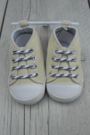 LPC-Unisex Mijn eerste schoentjes-Ecru