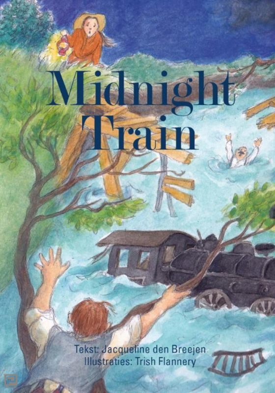CBC-Breeien-Midnight train-Multi Color