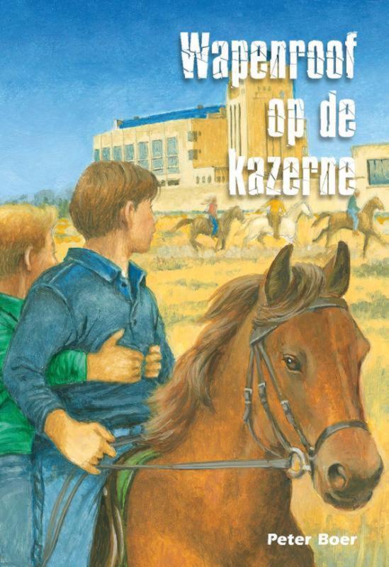 CBC-Boer-Wapenroof op de kazerne-Brown