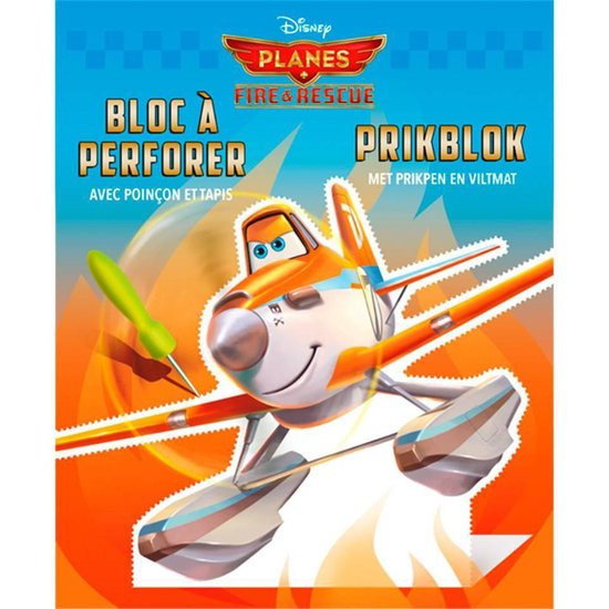 Deltas-Disney Prikblok Planes 2-Multi Color