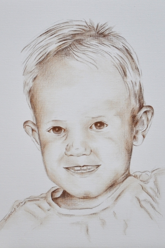 Portret opdracht
