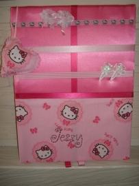 Haarknipjesbord Hello Kitty