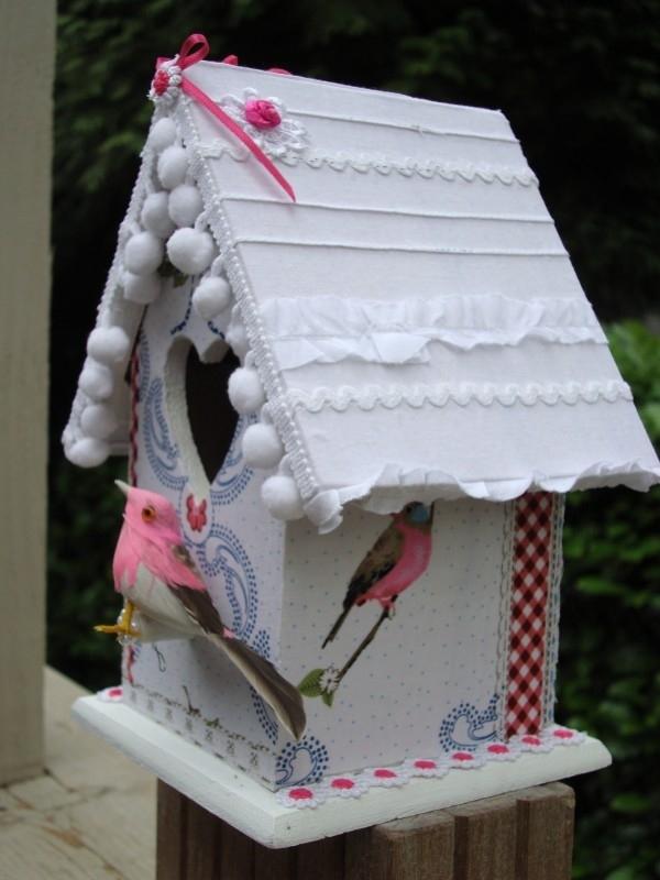 Vogelhuisje Marilène VERKOCHT