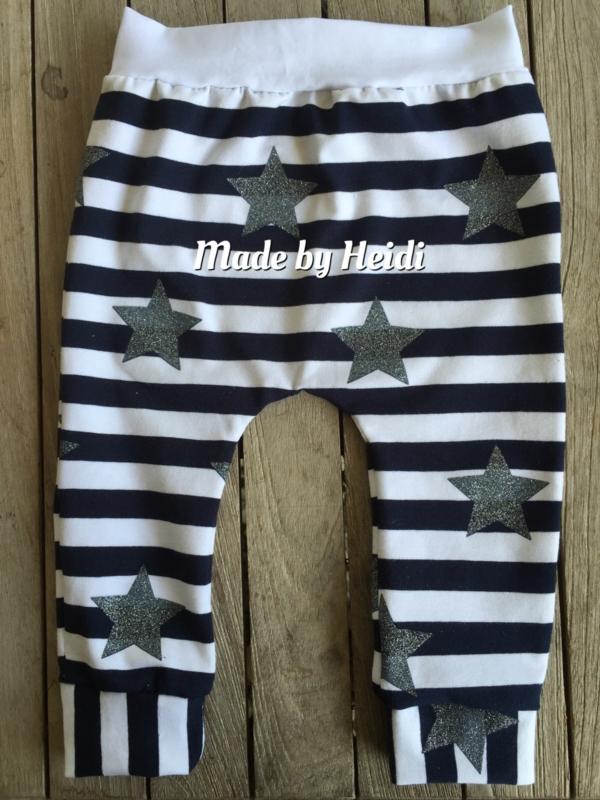 Harem Stripes & Stars