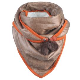 Ibiza Col Wrap Sjaal  |  Ibiza col sjaal