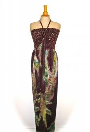 Gipsy Ibiza Haute Atelier jurk | Luxe Resort Wear