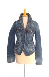 Ibiza jeans  jacket  |   mt 36 / 38