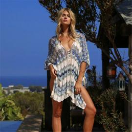 Ibiza bikini lace cover up  | Ibiza tuniek