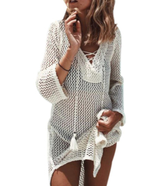 Ibiza bikini lace cover up  | Ibiza tuniek