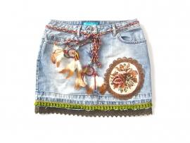 Ibiza jeans jacket  |   mt 42 / 44