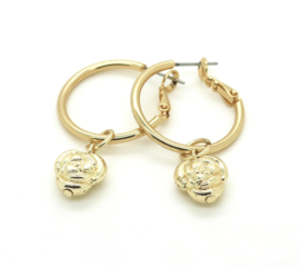 Charms by Gipsy Ibiza  | Charm Oorbellen
