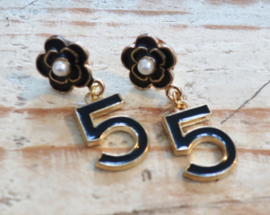 Charms by Gipsy Ibiza No 5  | Charm Oorbellen