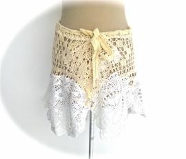 Ibiza rokje gehaakt | Crochet skirt