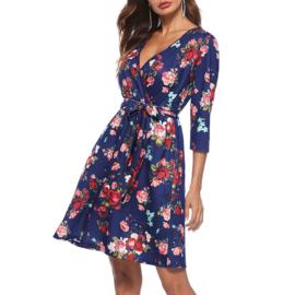 Bohemian flower  dress | Ibiza  jurk