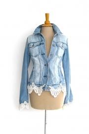 Ibiza jeans jacket  |   mt 38