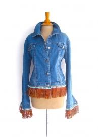 Ibiza jeans jacket      mt 40 / 42