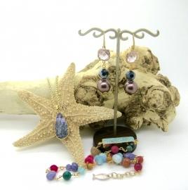 Handgemaakte  armband turquoise  | Gipsy Ibiza Armband