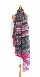 Gipsy Ibiza Haute Hippie XL | sjaal stola