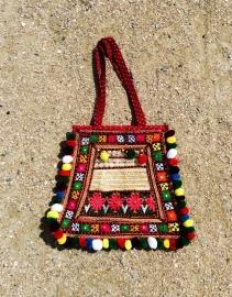 Ibiza tas | Las Dalias Bohemian Bag