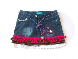 Ibiza jeans  rokje     mt 36