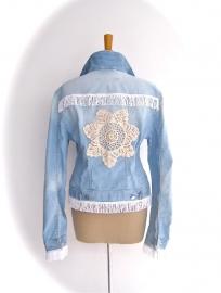 Ibiza jeans jacket      mt 38 / 40