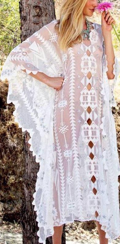 Resort wear  | Ibiza tuniek Ibiza kaftan