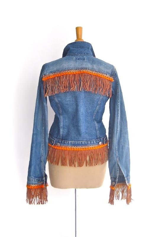 Ibiza jeans jacket  |   mt 38 / 40
