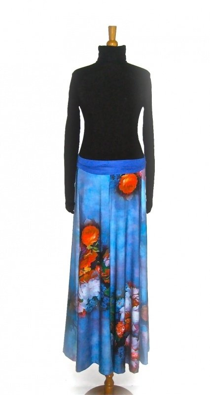 Ibiza rok   Dior skirt