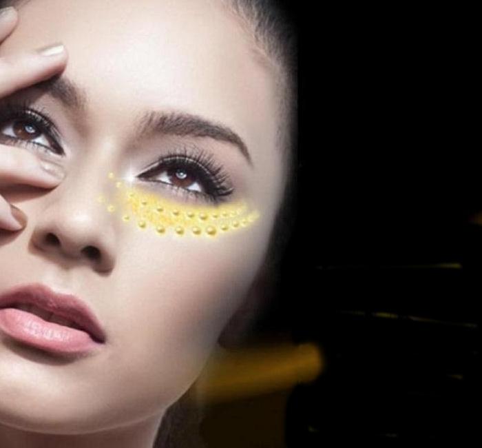 Crystal Gold Collageen oog masker