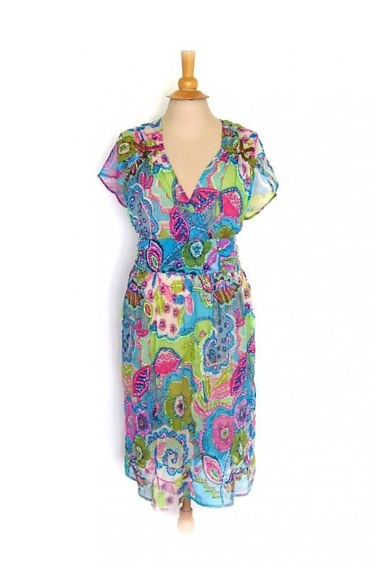Milly | Ibiza  tuniek jurk