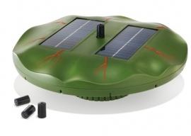 Fontein zonne-energie Waterlelie