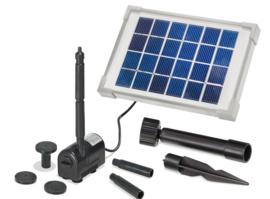 Vijverpomp zonne-energie Sunny 175 Rimini